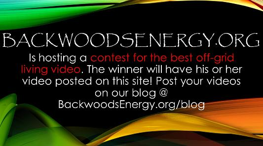 Video contest advertisiment. Mississippi Foudation for Renewable Energy